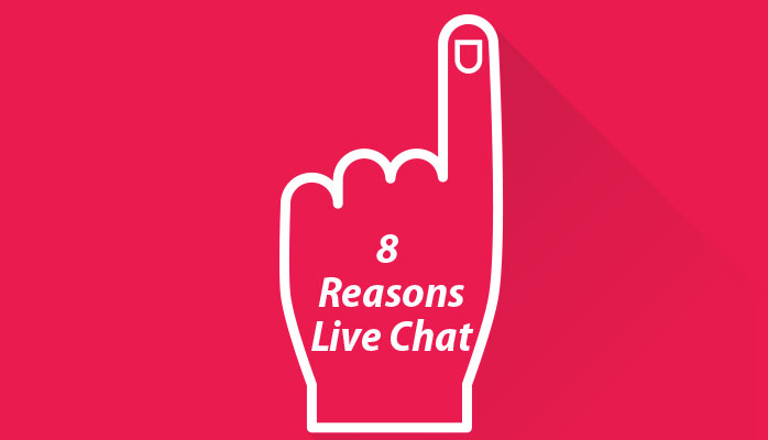 Live chat can enhance your sales potential, but only if it is executed correctly. It is ideal for enhancing customer conversion for eight significant reasons: